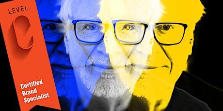 Brand Masterclass w/Branding expert Marty Neumeier *AUSTRALIA* ONLINE tickets