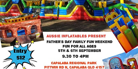 Fathers Day Family Fun Weekend tickets