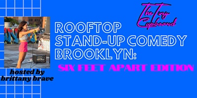 BUNDLE UP Rooftop Stand-Up Comedy Brooklyn with Br