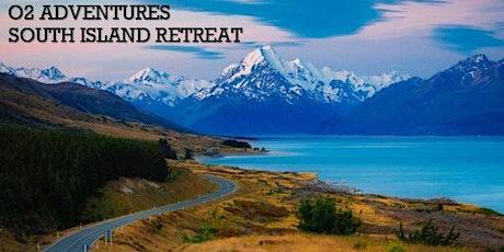 O2 Adventures Wim Hof Method South Island Retreat tickets