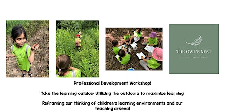 Take the Learning Outside: Utilizing the Outdoors to Maximize Learning tickets