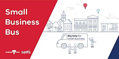 Small Business Bus: Bannockburn tickets