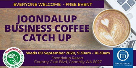 Free Business Networking - Joondalup tickets
