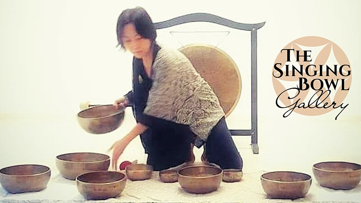 Level 2 Certification - Singing Bowl Sound Bath Practitioner Workshop image