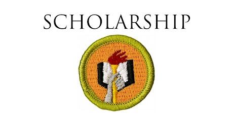 Scholarship Merit Badge Online Tickets