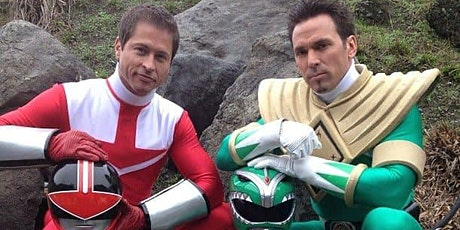Green Ranger JDF and Red Ranger Time Force Jason Faunt Meet & Greet tickets