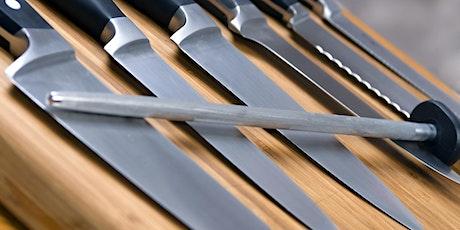 Advanced Knife Skills tickets