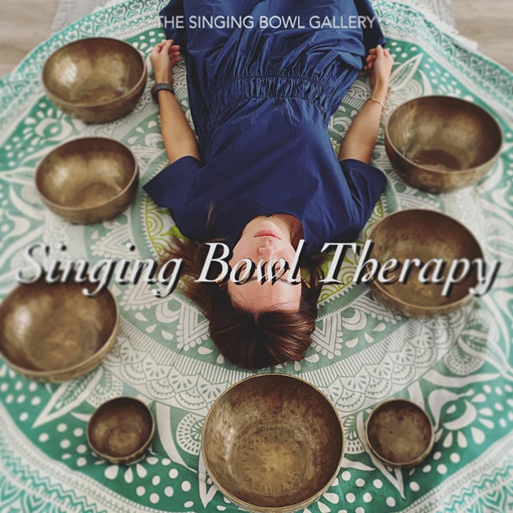 Level 3 Certification - Singing Bowl Therapies  Practitioner Workshop image
