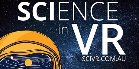 Immersive Science IV: Science Champions (SciVR) @ Discovery for Grown Ups billets