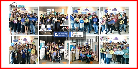 Facebook Partner-Facebook&Instagram Advertising Workshop (Beg + Int + Adv) tickets