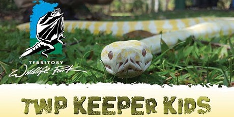 Keeper Kids - Territory Wildlife Park tickets