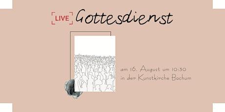 Live Gottesdienst -  Ruhr City Church Tickets