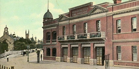 Ann Street history & Masonic Grand Lodge visit tickets