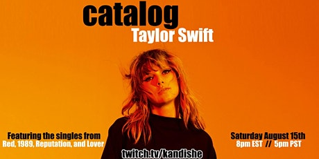 Catalog: Taylor Swift tickets