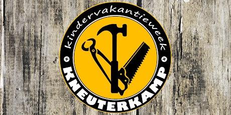 Kneuterkamp 2020: maandag + dinsdag tickets