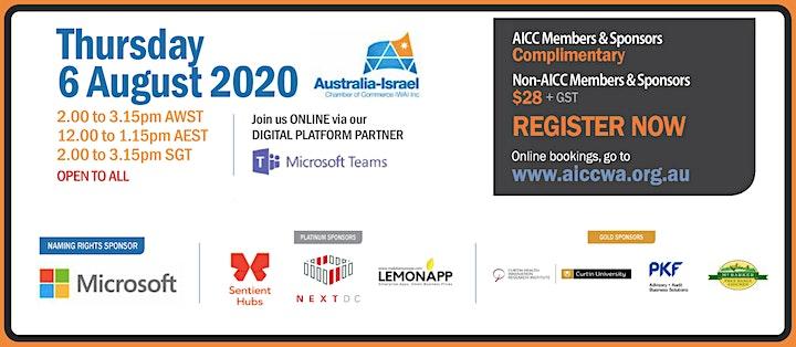 AICC(WA)'s Microsoft FutureNow Technology Series - Event 1 image