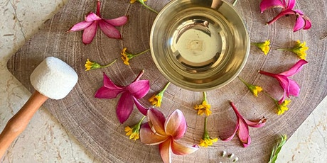 Flower Mandala and Singing Bowl Meditation Workshop tickets