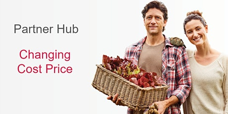 PARTNER HUB CHANGING COST PRICES tickets