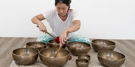 Yogic Meditation & Sound Bath by Haruka tickets