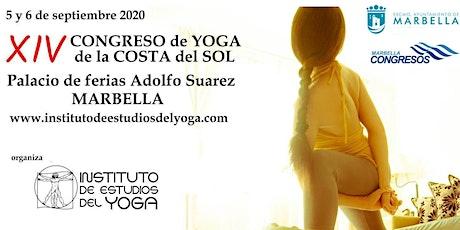 XIV Edición del Congreso de Yoga de la Costa del Sol entradas