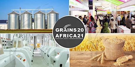 Grains Africa 2021 tickets
