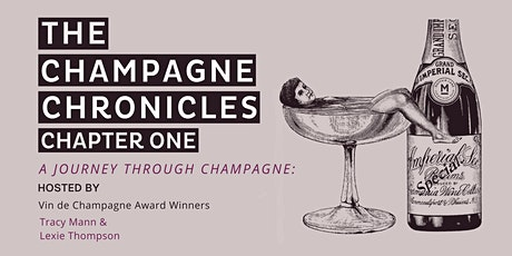 The Champagne Chronicles - Chapter One tickets
