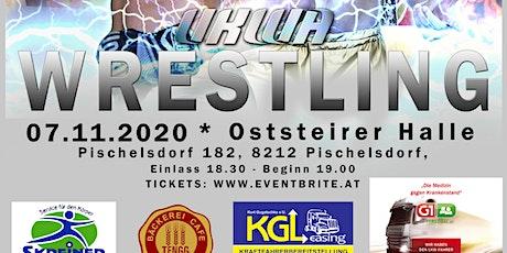 Wrestling - UKWA Maxima XIV Tickets