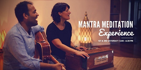 Mantra Meditation Experience tickets