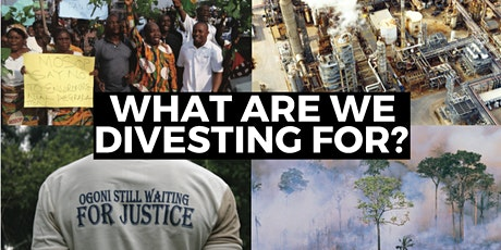 What are we divesting for? #Pause&Reflect Webinar tickets