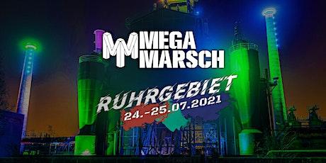 Megamarsch Ruhrgebiet 2020 umgebucht auf 2021 Tickets