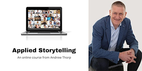 Applied Storytelling (part 4) - presentations tickets