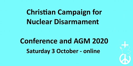 Christian CND Conference 2020 tickets
