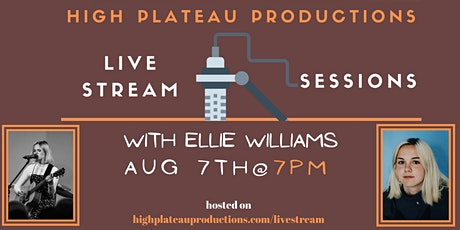 LiveStream with Ellie Williams tickets