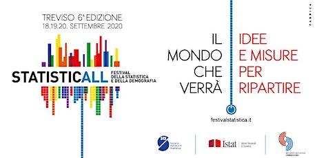 StatisticAll Festival della Statistica e Demografia biglietti