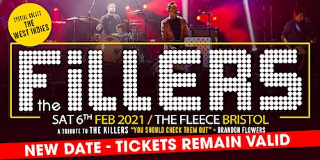 The Fillers - a tribute to The Killers tickets