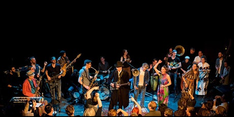 Express Brass Band • Dirk Wagner • Import Export Open Tickets