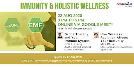 Immunity and Holistic Wellness tickets