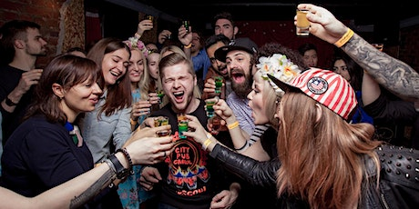 Backpackers Pub Crawl tickets