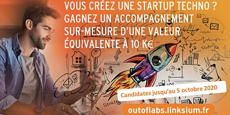 Challenge Out of Labs 10 (webinaire) : pour les startuppers ! billets