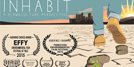Inhabit movie screening and discussion tickets