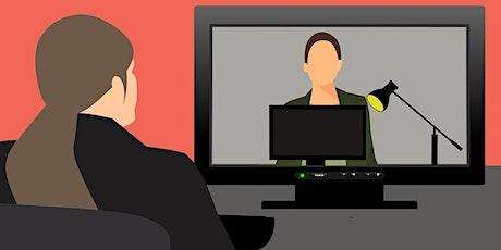 Debate online sobre Comercio Electrónico biglietti