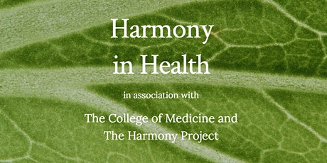 Harmony in Health: Natural Exercise tickets