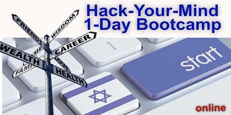 Hack-Your-Mind 1-Day Bootcamp tickets