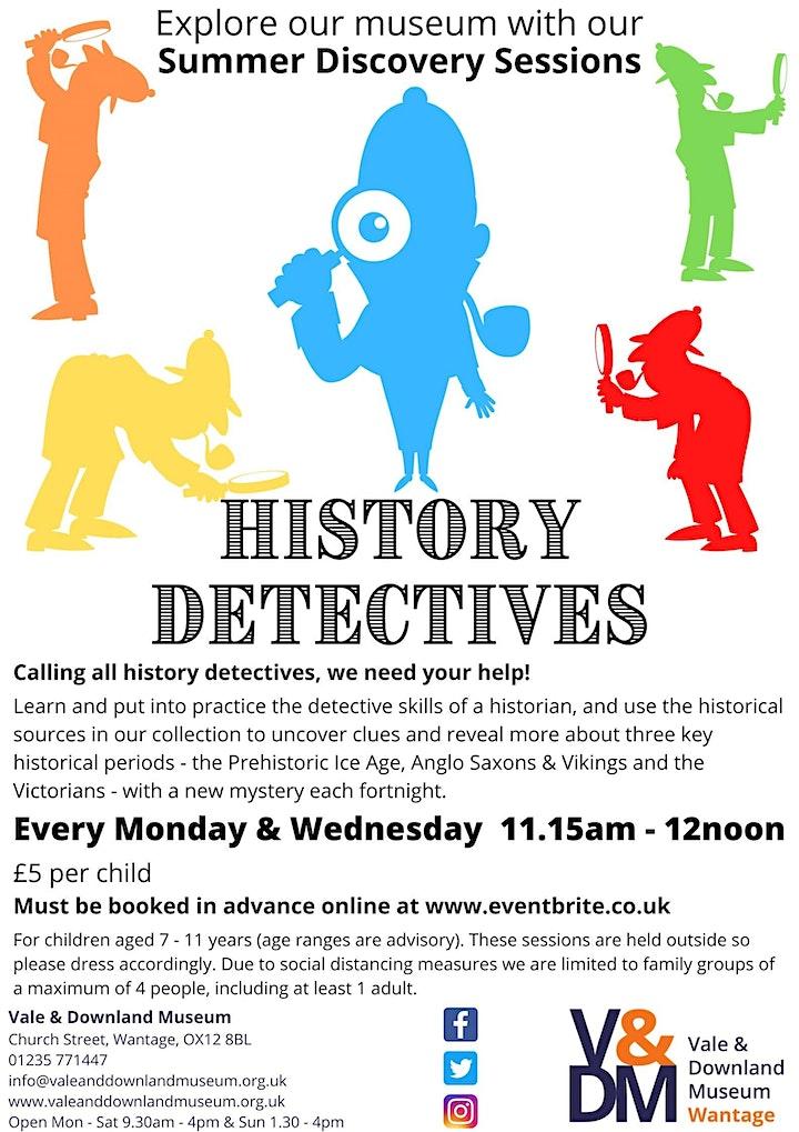 History Detectives image