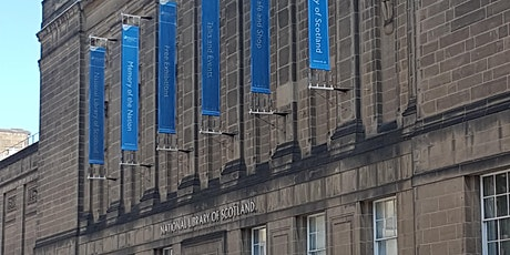 National Library of Scotland - Booking Sessions tickets