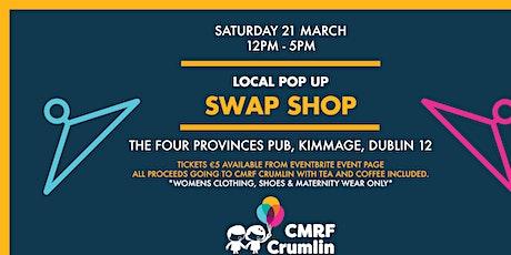 Pop Up Swap Shop tickets