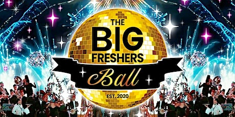 The Big Freshers Ball - Bournemouth tickets