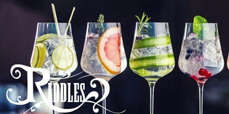 Experimental Gin Tasting- Online! tickets