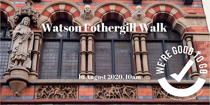 Watson Fothergill Walk: 16 August 2020 image