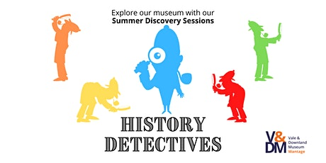 History Detectives tickets